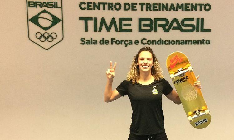Gabriela Mazetto se recupera de lesão com estrutura das Olimpíadas do Rio