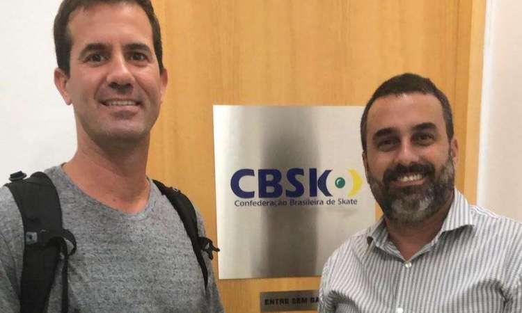 Bob Burnquist e Eduardo Musa seguem à frente da CBSk até dezembro de 2020