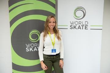 Larissa Carollo - Crédito: Divulgação World Skate
