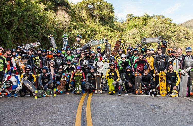 Downhill Na Graciosa The Champ acontece no fim de semana valendo vaga para Brasileiro da modalidade